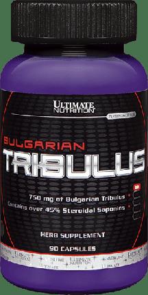 Bulgarian Tribulus 750 mg Ultimate Nutrition 90 caps, фото 2