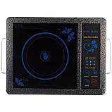 Индукционная электроплита SONG XIANG 2000 Ват (5-SX) Стеклокерамическая, фото 2