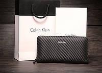 Стильный мужской кошелек  (120)  black, фото 1