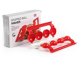 Форма для котлет з начинкою STUFFED BALL MAKER