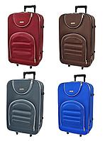 Дорожный чемодан на колесах Siker Lux Большой, фото 1