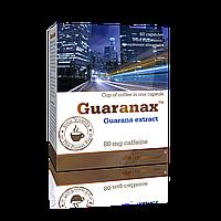 Энергетические стимуляторы Olimp Guaranax 60 caps, фото 1
