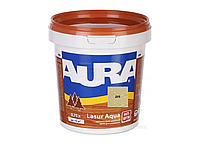 Декоративно-защитное средство для дерева Aura Lasur Aqua Дуб 0.75л