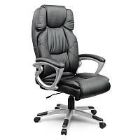 Офисное кресло компьютерное Aego 227 Черное, фото 1