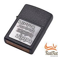 Зажигалка Zippo Pewter, фото 1