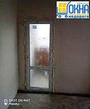 Двери балконные 700*2050, фото 3