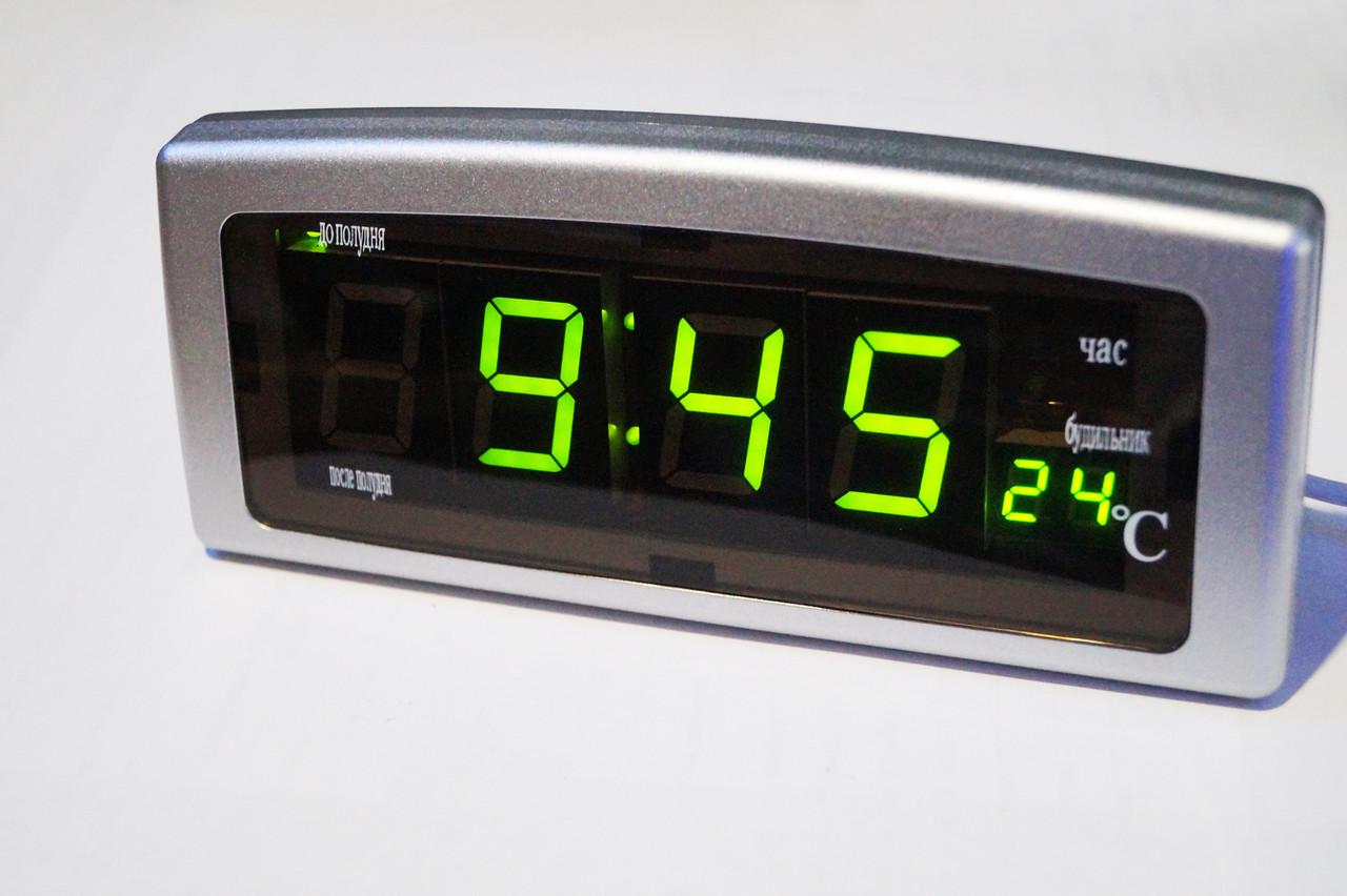 Электронные часы-будильник Caixing CX-818: продажа, цена в