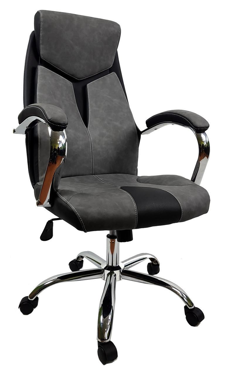 Офисное кресло компьютерное THOR GREY OC206