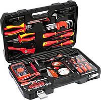 Набор инструментов электрика Yato YT-39009 профессиональный, фото 1