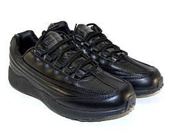 Классные мужские кроссовки черный цвет