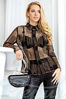 Блуза с бисером Gepur Champagne 20640
