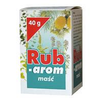 Мазь от боли в суставах Rub - arom 40 г