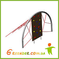 Игровой детский развлекательный канатный комплекс
