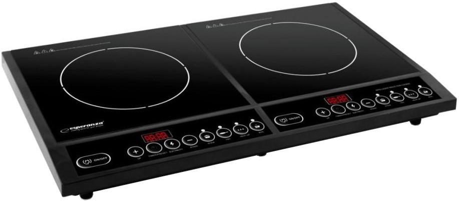 Индукционная плита Clatronic DKI 3609 двухкомфорочная