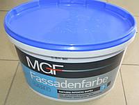 Фасадная краска латексная Fassadenfarbe MGF 7 кг