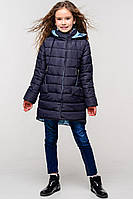 Детская весенняя куртка на девочку Натти NUI VERY Размер 28
