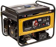Запчасти на бензиновый генератор KIPOR KGE6500E