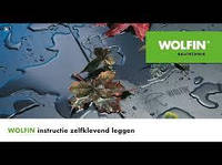 Синтетические кровельные и гидроизоляционные мембраны Wolfin, фото 1