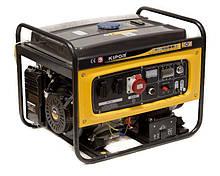Запчасти на бензиновый генератор KIPOR KGE6500E3