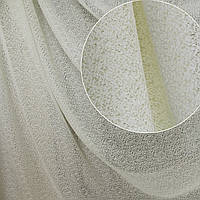 Гардинная тюль (цвет молочный), фото 1