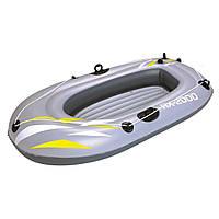 Одноместная надувная лодка Bestway 61106 Hydro Force