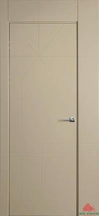 Двери Белоруссии Галактика ПГ RAL 1019, фото 2