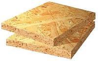 Плита OSB - 10 мм x 1250 x 2500 мм, фото 1