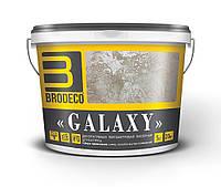 """Brodeco """"Galaxy"""" 1 кг. Перламутровая бисерная штукатурка (под кисть), фото 1"""