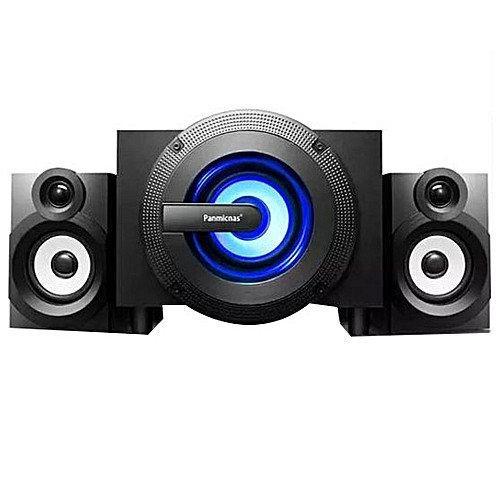 Акустика 2.1 FL-C2 40W акустична система для будинку USB/Bluetooth/FM-радіо/Mp3