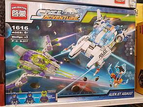 Конструктор Enlighten Brick 1616 КОСМОС - Космические корабли (517 дет.), фото 2