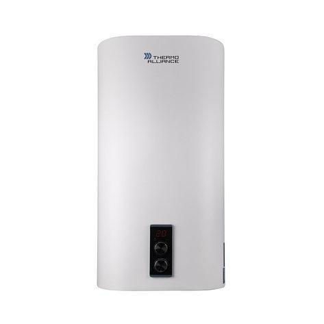 Плоский водонагреватель с сухим теном Thermo Alliance DT80V20G(PD)-D