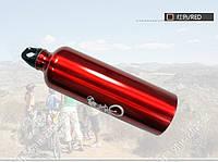 Фляга велосипедная алюминиевая SeortPot (красная)