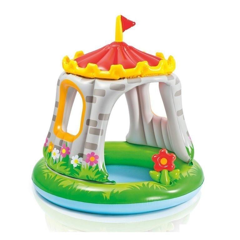 Детский надувной бассейн Intex 57122 Королевский Замок