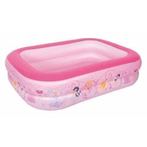 Детский надувной бассейн Bestway 91056 «Принцессы» Розовый