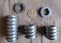 Шнеки к  кормоэкструдеру КЭШ-1 и 2 (на 19 мм. вал)