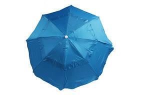 Зонт садовый  TE-007-220 голубой