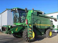 Комбайн зерноуборочный JOHN DEERE W330 PTC-2015 бу