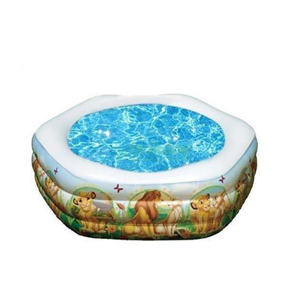 Детский надувной бассейн Intex 57497 «Король Лев»