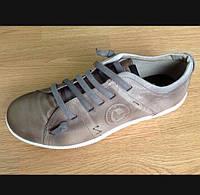 Спортивні чоловічі шкіряні туфлі
