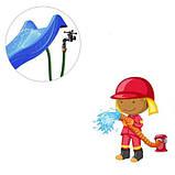 Горка детская игровая пластиковая КВТ Belgium 3 метра.С подключением воды (горка спуск,горка волна), фото 3