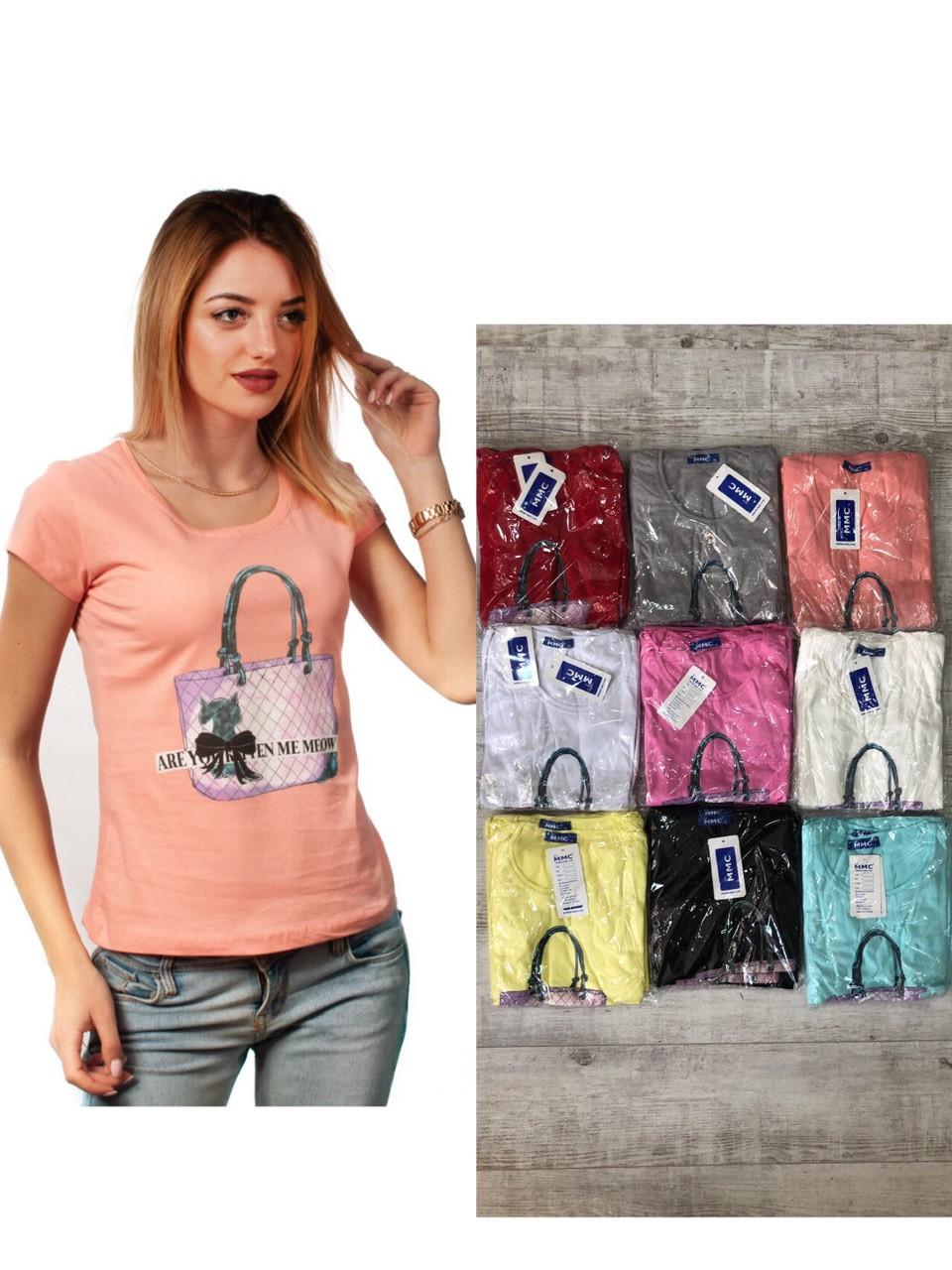 Красивая Женская футболка Купить Оптом Одесса