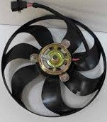 Мотор радиатора VW Polo (диам-345) 250/60W