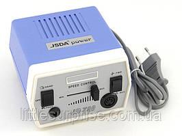 Фрезер для маникюра JSDA JD-700 (30000 об/мин, 35 В, оригинал)