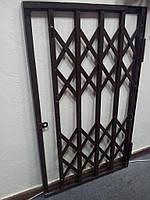 Раздвижные решетки под замки п-образные, фото 1