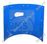 Захисний лист (комплект з болтами, боковий вихід) Hardox