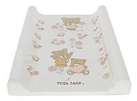 Пеленальная доска Tega Teddy Bear MS-009 119 beige