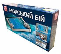 Настольная игра Морской бой Numo toys  (NT1234)