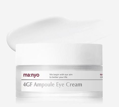 Manyo Factory 4GF Eye Cream Антивозрастной крем с пептидами для глаз