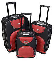 Набор дорожных чемоданов Deli 801 (3 шт.), фото 1