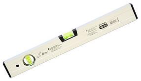 Уровень алюминиевый S-line PRO анодированный 2 глазка 200 см (14-406)